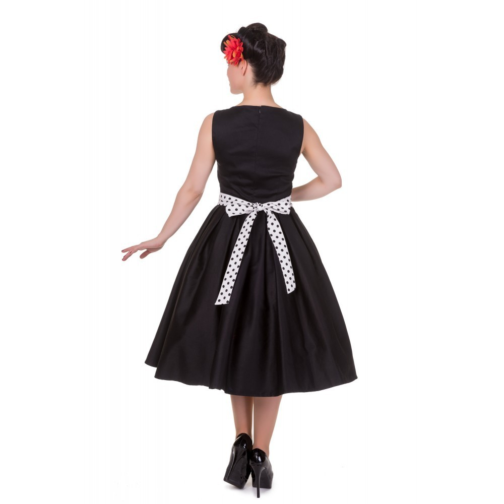 dolly dotty 50er jahre rockabilly petticoat kleid. Black Bedroom Furniture Sets. Home Design Ideas
