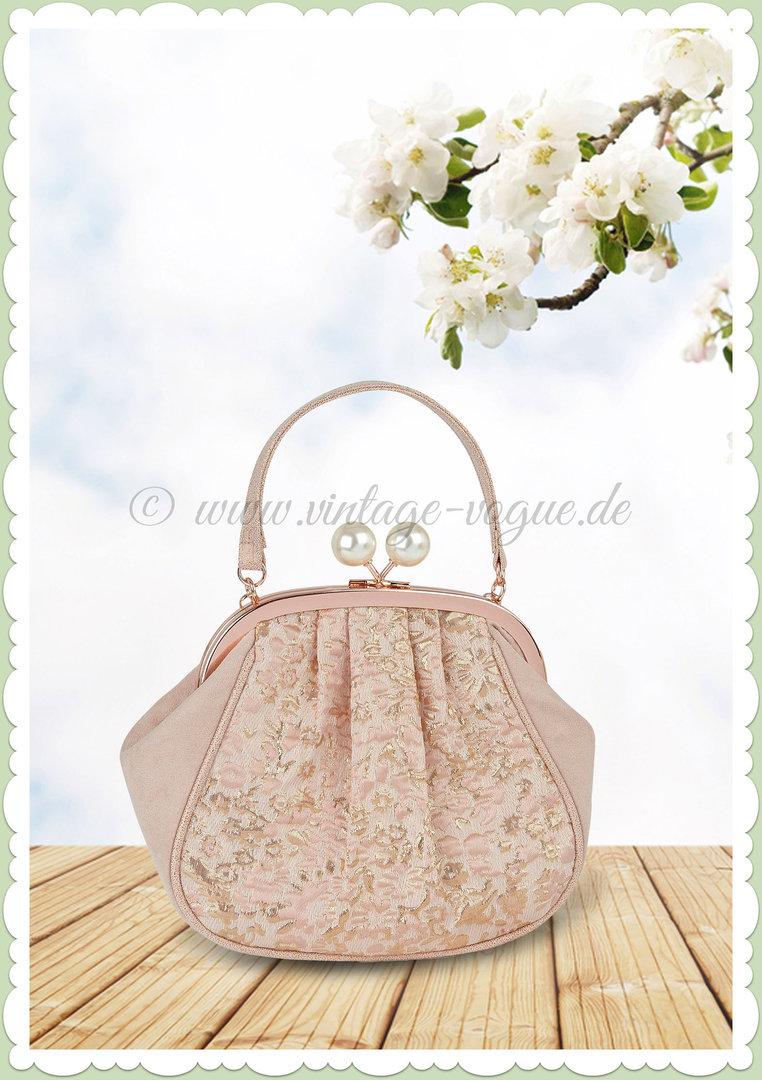Tasche Vintage Rosé | Taschen, Vintage rosen und Vintage