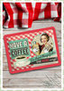 "Nostalgic Art Retro Pin Up Blechschild ""Have a coffee"""