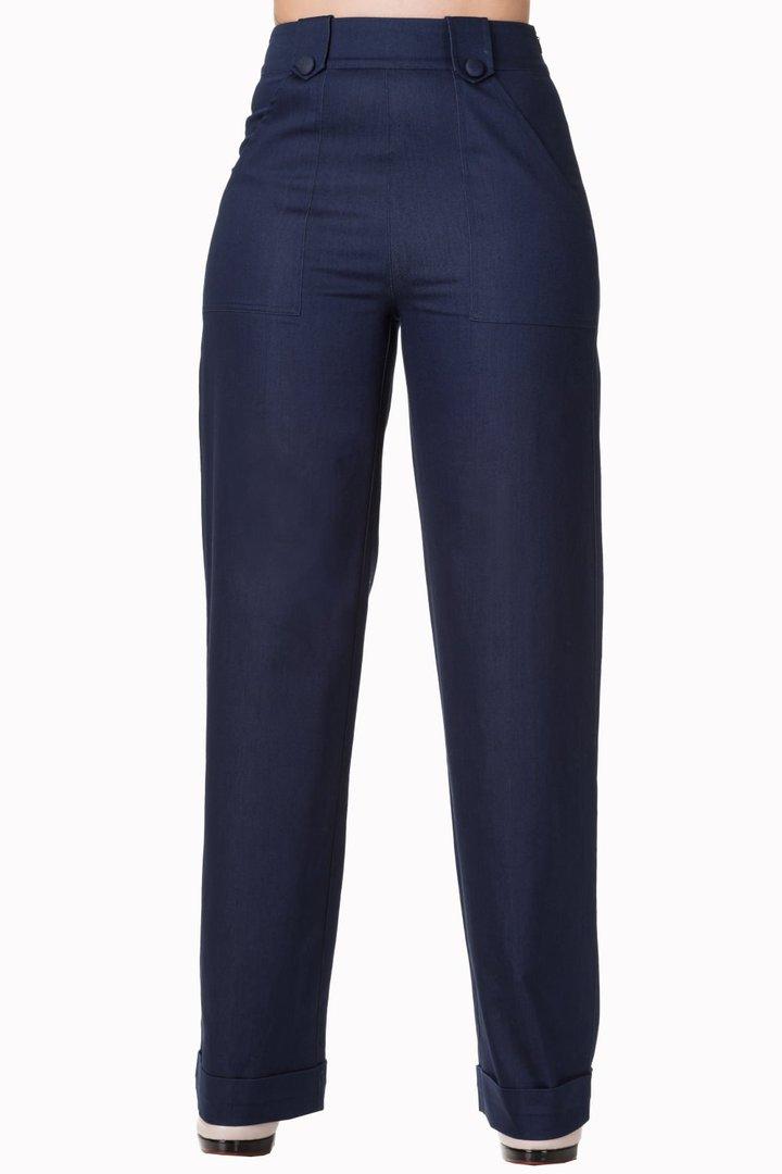 banned 50er jahre rockabilly marlene jeans hose blueberry hill denim. Black Bedroom Furniture Sets. Home Design Ideas