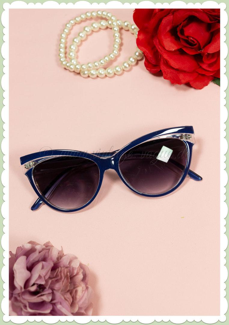 A504✪ Hippie Sonnenbrille 60er 70er Jahre rockabilly Retro schwarz rot kariert
