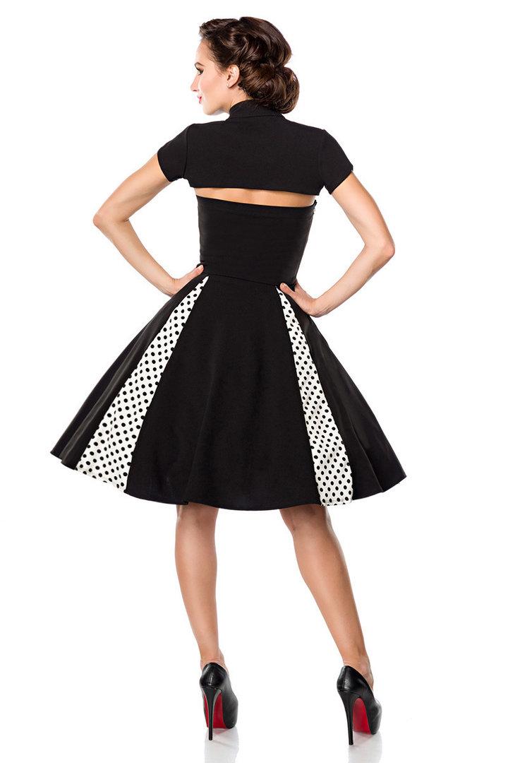 belsira 50er jahre rockabilly petticoat kleid isabella. Black Bedroom Furniture Sets. Home Design Ideas