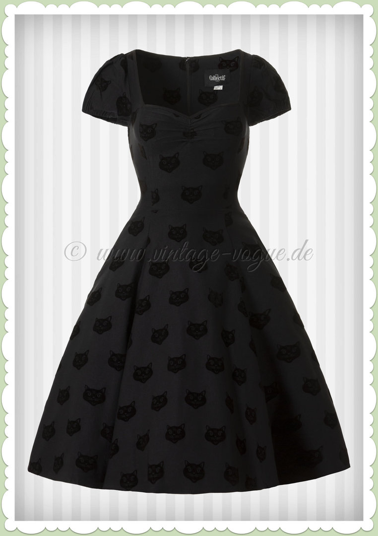 ♥ 40er 40s Stil Kleider ♥ www.different-dressed.de
