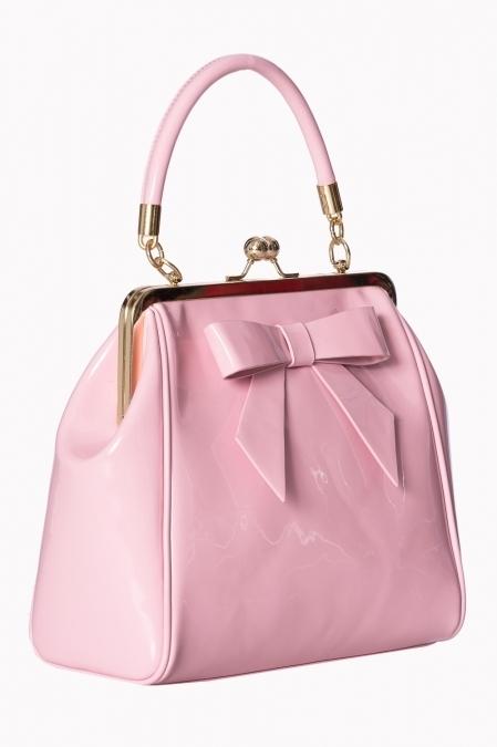 hot sale online 64ddb c8462 Banned 50er Jahre Retro Vintage Handtasche - American ...