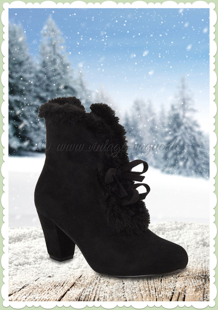 Vintage Retro Boots & Stiefel different
