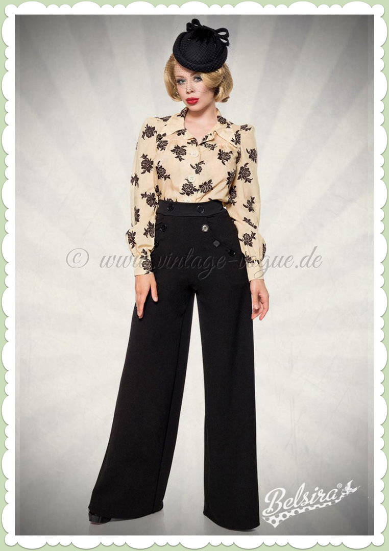 50er Jahre Stil Röcke Hosen Wwwdifferent Dressedde