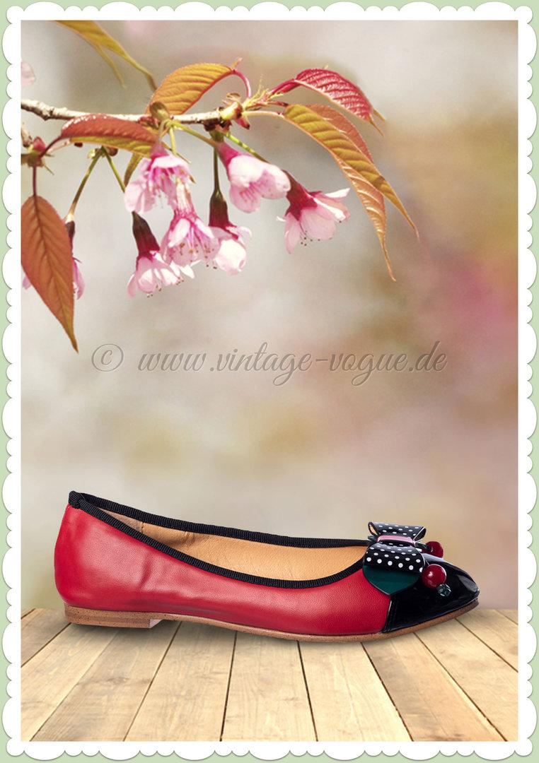 Rote Ballerinas | 80 Produkte