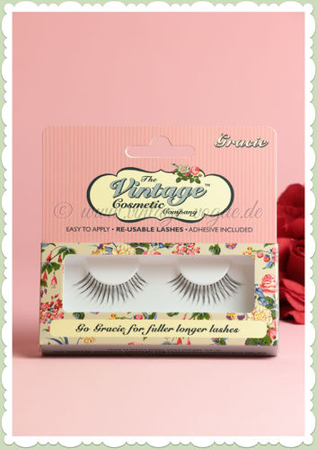 "The Vintage Cosmetics Company - Künstliche Retro Wimpern ""Gracie"""
