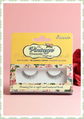 "The Vintage Cosmetics Company - Künstliche Retro Wimpern ""Connie"""