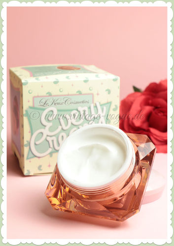 Le Keux Cosmetics - Retro Vintage Tages Creme - Every Cream