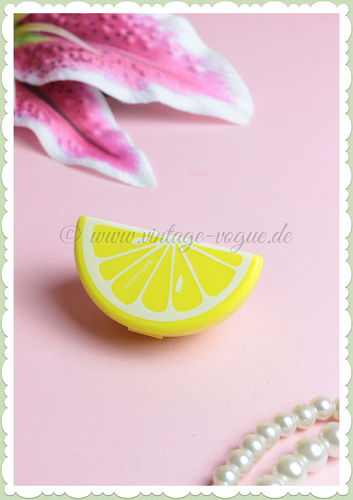 SunnyLife Retro Lippen Balsam / Pflege Fruit Salad - Lemon