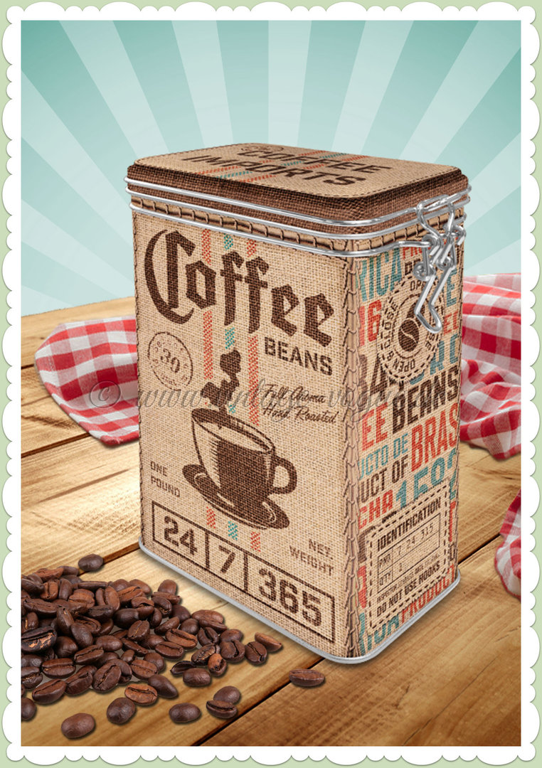 "Nostalgic Art Retro Kaffeedose ""Coffee Sack"""