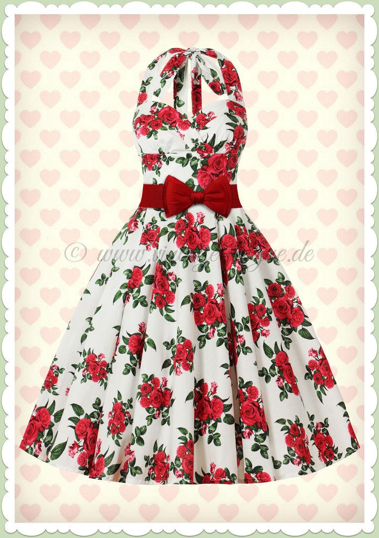 ♥ neckholder kleider ♥ www.vintage-vogue.de