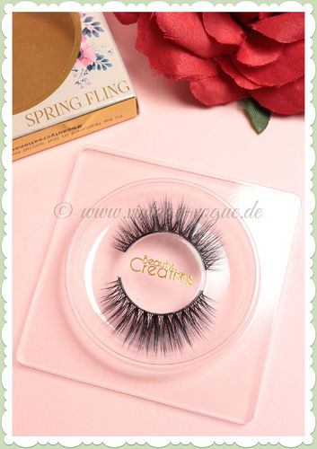 Beauty Creations - Künstliche Vintage Retro Seiden Wimpern - Spring Fling