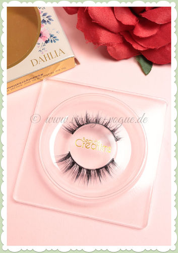 Beauty Creations - Künstliche Vintage Retro Seiden Wimpern - Dahlia