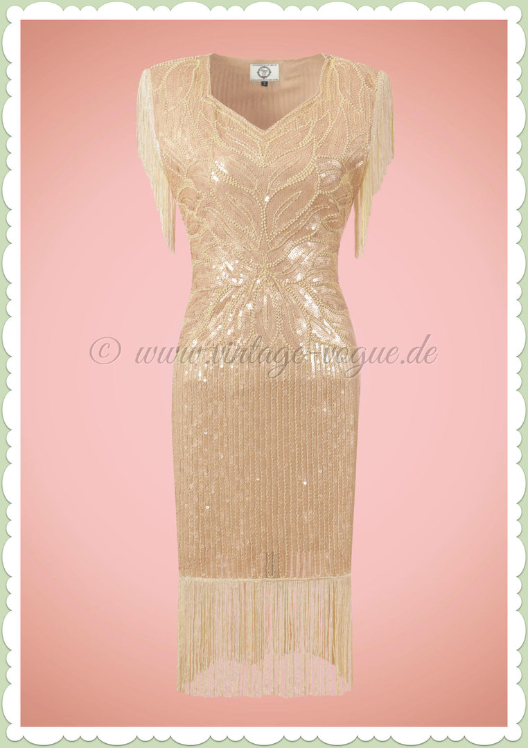 ♥ 11er 11s Stil Kleider ♥ www.vintage-vogue.de