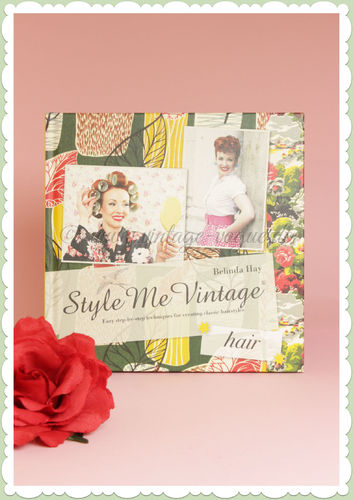 Style Me Vintage - Retro Vintage Buch - Hair