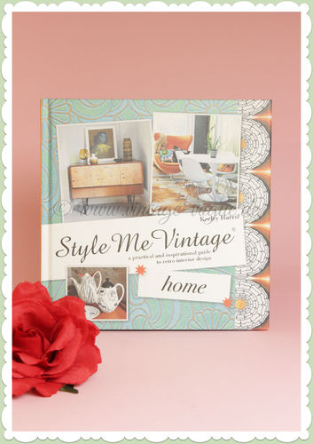 Style Me Vintage - Retro Vintage Buch - Home