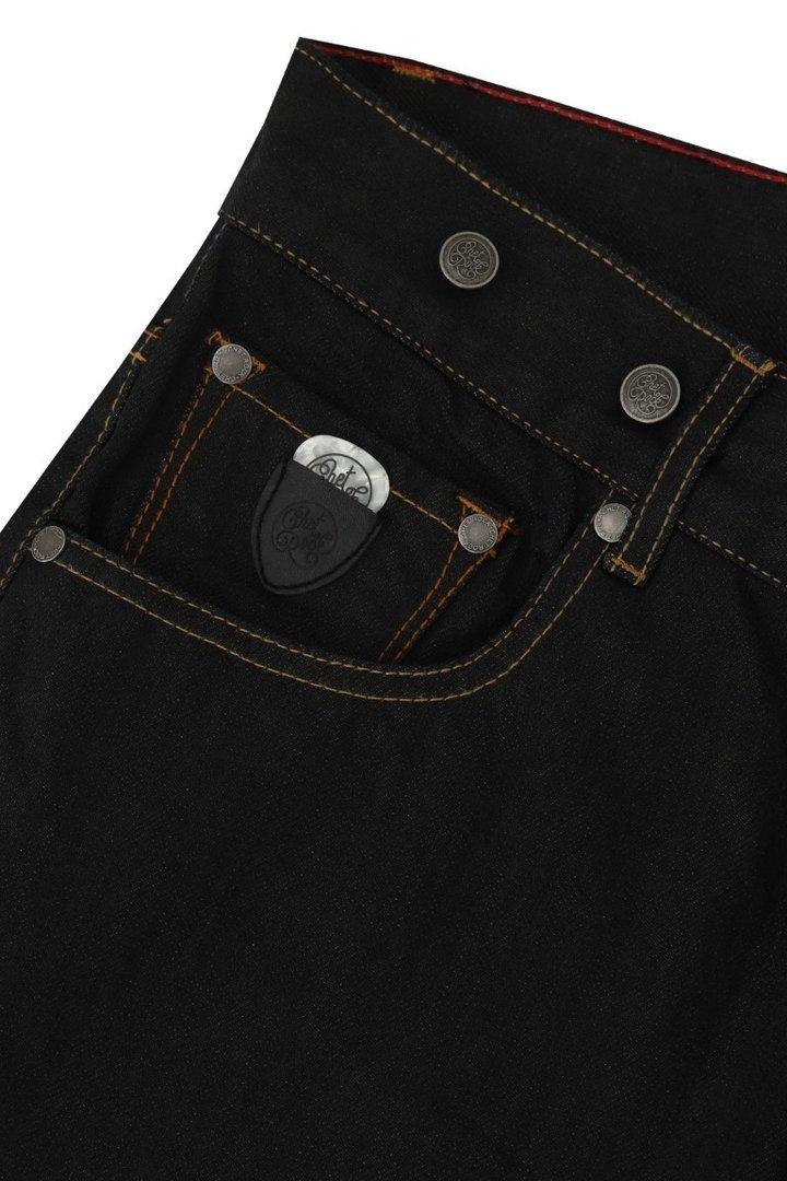 Chet Rock 50er Jahre Rockabilly Jeans Hose Loose Larry