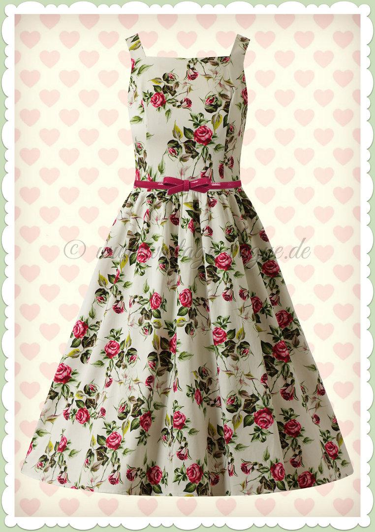 Blumen Rosen Blumchen Muster Kleider Www Different Dressed De