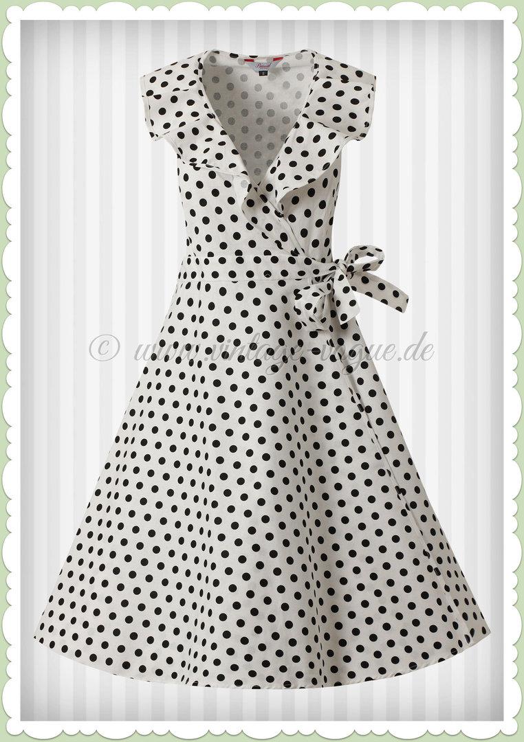 ♥ punkte polka dots kleider ♥ www.different-dressed.de