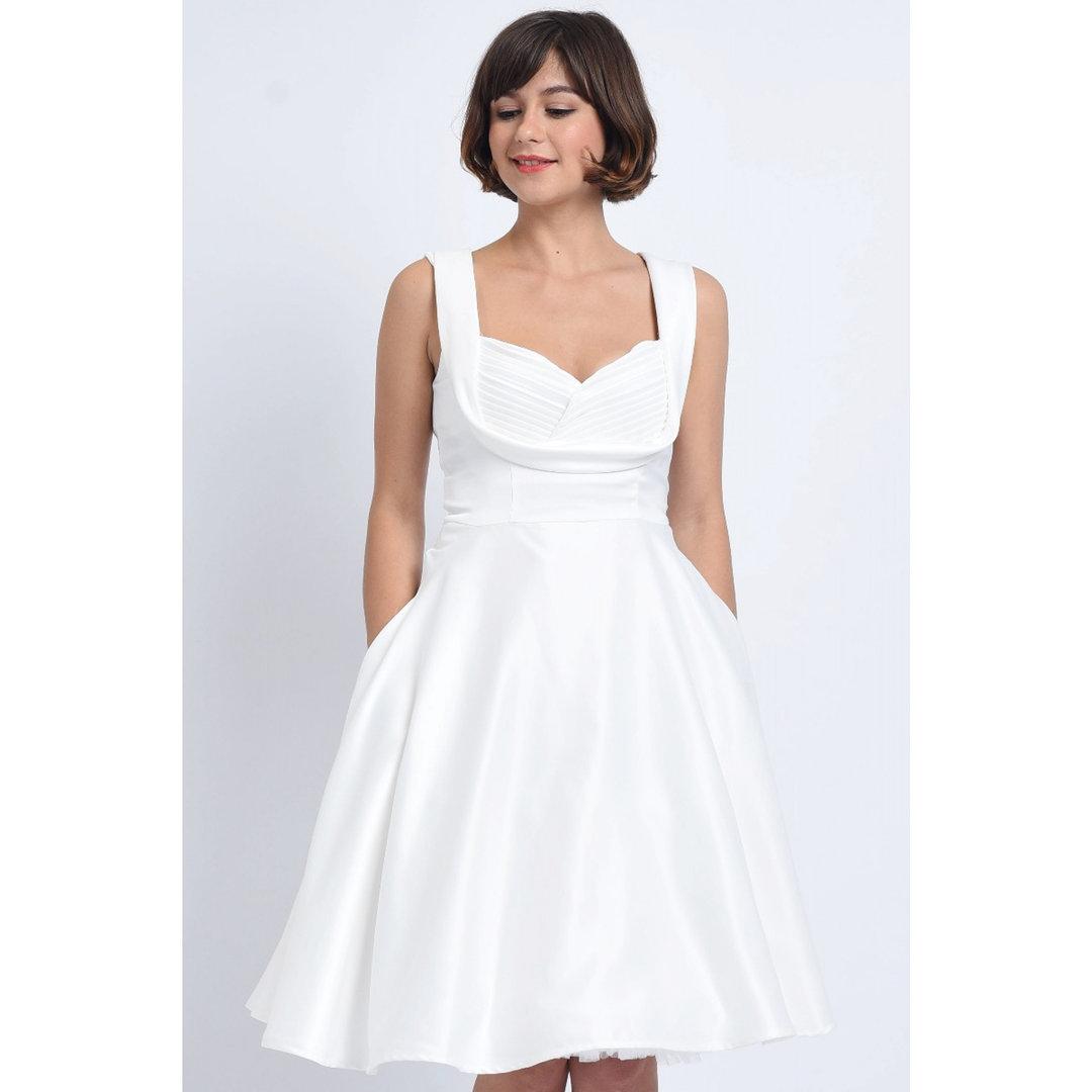 dolly & dotty 50er jahre hochzeit retro petticoat kleid