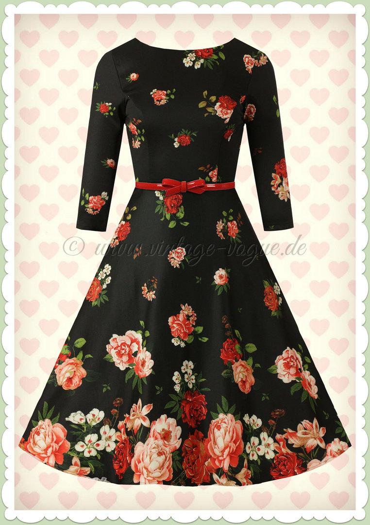 ♥ blumen rosen blümchen muster kleider ♥ www.different