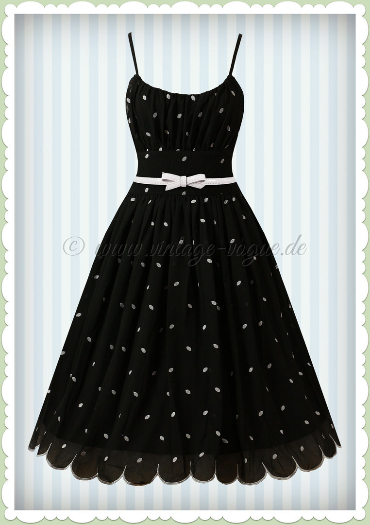 ♥ punkte polka dots kleider ♥ www.different-dressed.de