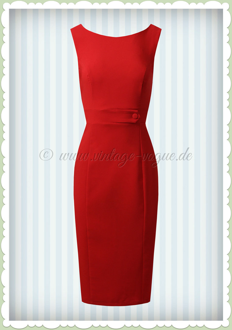 ♥ rote kleider ♥ www.different-dressed.de