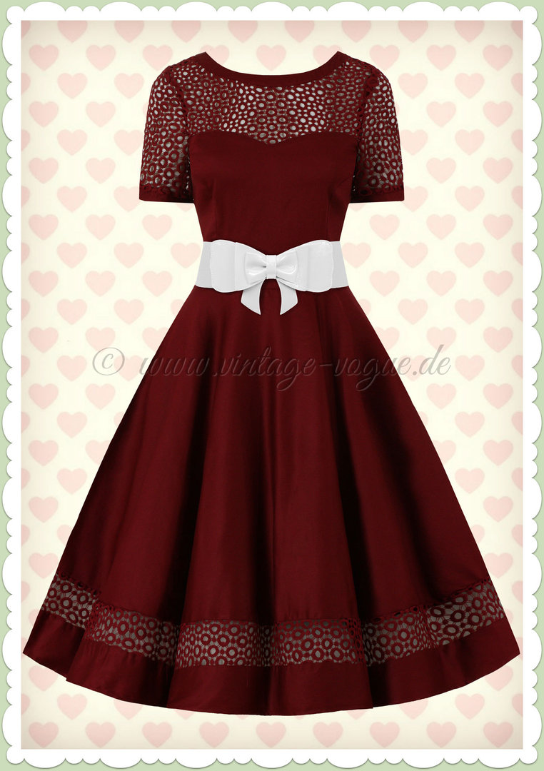 Dolly & Dotty ♥ Vintage & Retro Rockabilly Kleider Onlineshop ♥