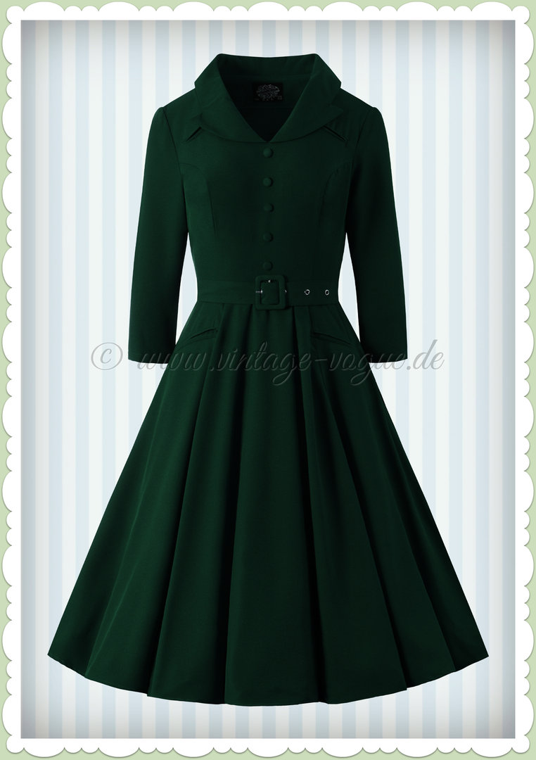♥ 50er 50s fifties stil kleider ♥ www.different-dressed.de