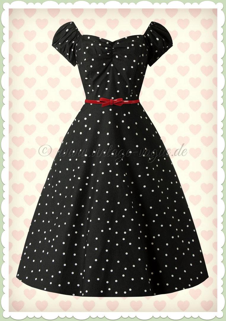 Punkte Polka Dots Kleider Www Different Dressed De